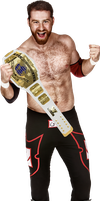 Sami Zayn IC Champion Photomontage! by xXMAGICxXxPOWERXx