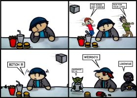 Lawton The Comic by Indieboy2