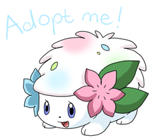 Adopt me please ouo -TAKEN- by Karrotcakes