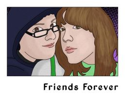Friends Forever by AngelicRuin