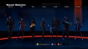 Mass Effect 3 - Squad Armor 3 by Revan654