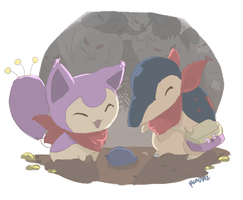 PMD: Red Rescue Team by vanipy05