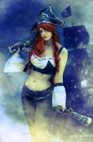 Miss Fortune Cosplay - League of Legends by CalypsoUchiha