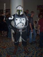mando pilot costume by lonewolf1183