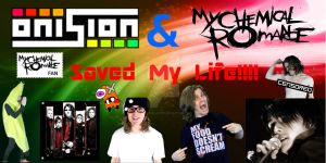 MCR And Onision Saved My Life by MyChemicalRoger