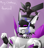 Merry Christmas Hovvy by DJaimon