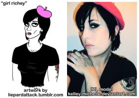 girl richey by Kelley-Michelle