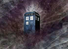 Tardis! by mourning-drums