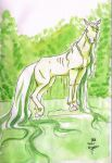 50 Mythical Creatures Challenge - 24 by NicodemusLily