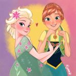 Frozen Fever by Nyamoooon