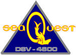 Re-imagined seaQuest Insignia by viperaviator