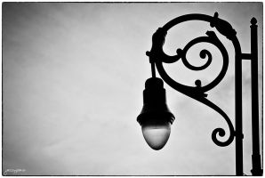 Streetlamp by jazzypao
