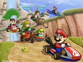 Super Smash Kart by theunspokenprophet
