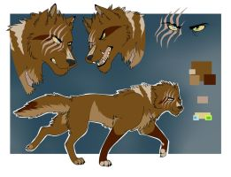 Thunder Ref - UPDATED by Mana-ghostwolf