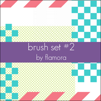 PS Brush Set Two. by flamora