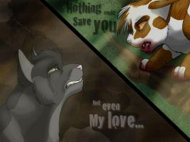 If Only You Hadn't by Ebonycloud-Graphics