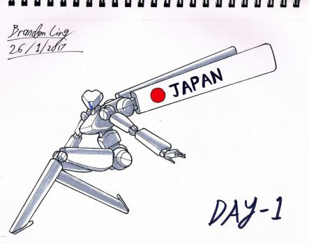 Sketch  in Japan-1 by Brand-194