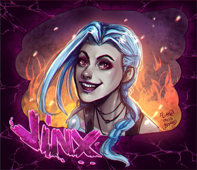 Get Jinxed by Little-Miss-Boxie