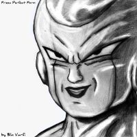Frieza Perfect Form Face by BlinVarfi