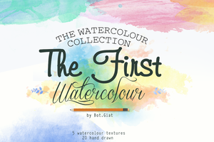 THE.WATERCOLOUR.COLLECTION#1:TheFirst by BotGiat239
