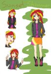 Sunset Shimmer by SGVS