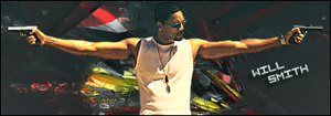 Will Smith Signature by v4l3n71n