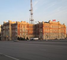 Building of Russian Railway, Rostov-na-Donu by FCSD