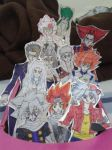 Beyblade Paper Dolls by divadonna224