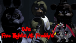 DJ's Five Nights At Freddy's Comic by scott910