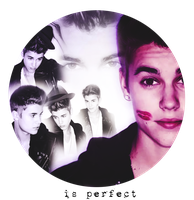 +Is Perfect by proudlybelieber