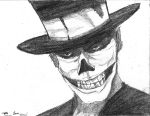 Baron Samedi by TheLivingShadow