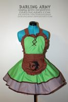 Hiccup -How to Train Your Dragon- Cosplay Pinafore by DarlingArmy