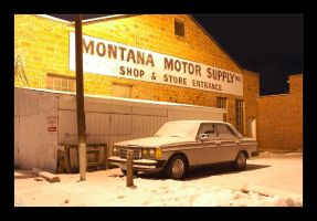 Montana Motor Supply by whitelouis