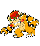 Book of Smash: Bowser by InvdrScar