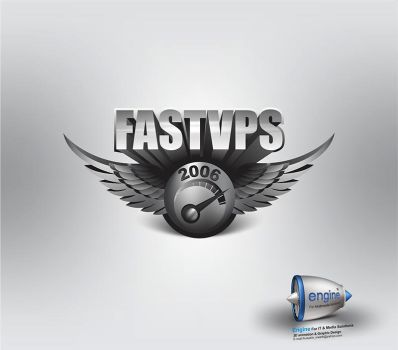 fastVPS logo by Enginems
