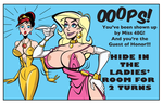 OOPS Card 011 by LudHughes