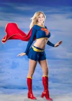 Kate Upton as Supergirl 2 by samuraichamploo07
