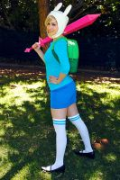 Fionna the Human 2 by ChibiSashi