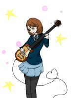 Yui-Chan! by PuzzleLeafs