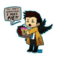 SPN - I need pie by Rory221B