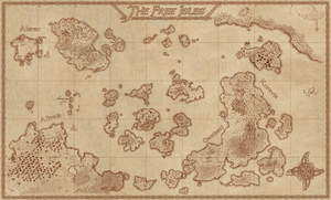 The Free Isles by FrameDodge