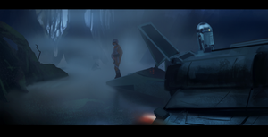 screenshot study ( starwars) by Raul-Leyva