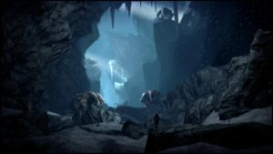 Cave of the Ice Trolls by Mask1985