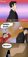 Valentinesday comic - Sterek by SonOfLaufey
