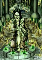 The Ritualist by jadenwithwings