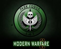 modern warfare 2 task force by CKWendel