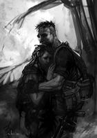 Wastelanders love by AndreaMeloni