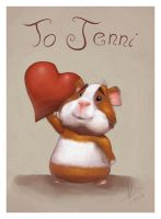 Love guinea pig by TheNass