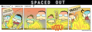 Spaced Out - Smokin Ideas 2 by hinoraito