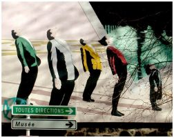 toutes directions by mathilde